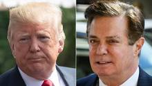 US-Ermittler werfen Donald Trumps Ex-Wahlkampfmanager Paul Manafort Lügen vor