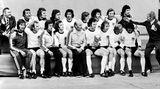 Die deutsche Weltmeister-Elf von 1974