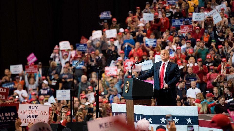 Donald Trump in Ohio