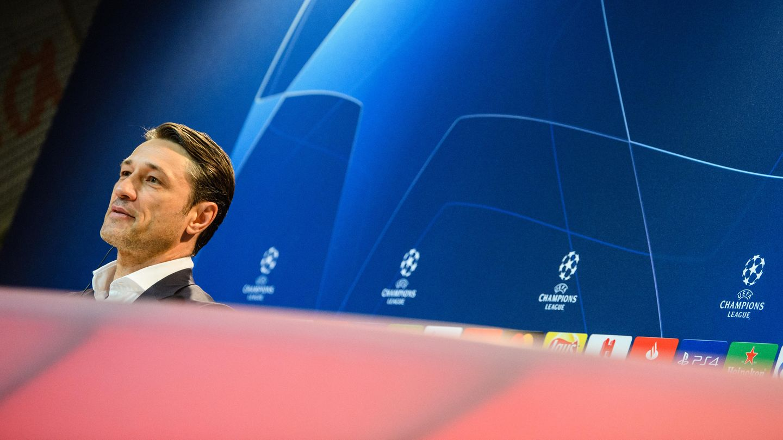 Trainer Niko Kovac steht nach mageren Ergebnissen in der jüngsten Vergangenheit beim FC Bayern München unter Druck