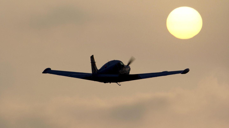 Ein australischer Pilot hat seine Landung verschlafen(Symbolbild)