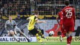 Marco Reus erzielt den zwischenzeitlichen Ausgleich für den BVB gegen den FC Bayern in der Bundesliga