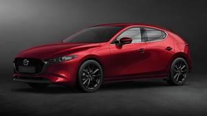 Mazda 3 2019 - 4,46 Meter lang