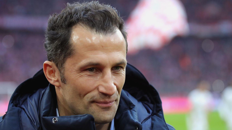 FC-Bayern-Sportdirektor Hasan Salihamidzic