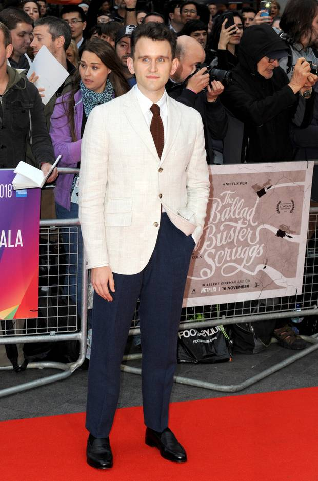 "Harry Melling bei der Premiere von ""The Ballad of Buster Scruggs"""