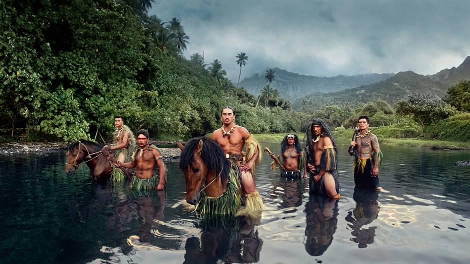 Mitten im Südpazifik: Zu Besuch bei einem der isoliertesten Völker der Welt