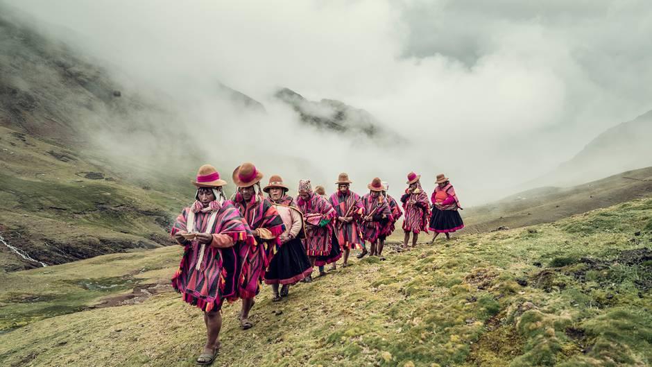 Q'ero in den peruanischen Anden: Zu Gast bei dem Volk mit dem höchsten Lebensraum der Welt