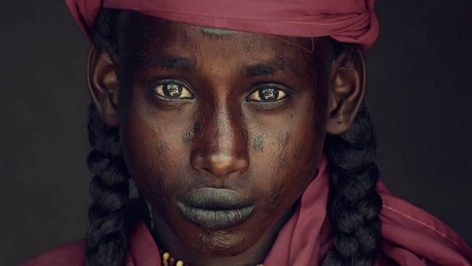Eine Reise ins Ich: Was spiegelt sich im Auge von Angelo aus dem Tschad?