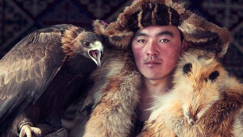 Mongolei: Jagen mit dem König der Lüfte