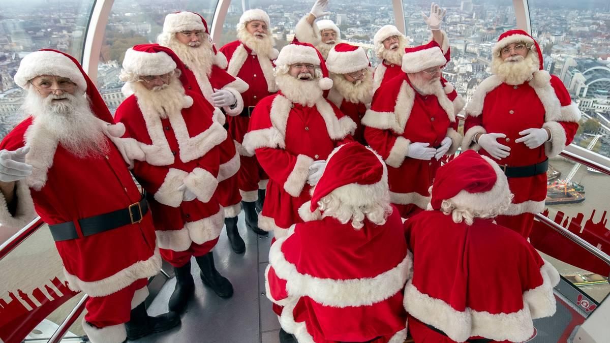 Weihnachtsquiz: Was wissen Sie über die Weihnachtswelt und die ...