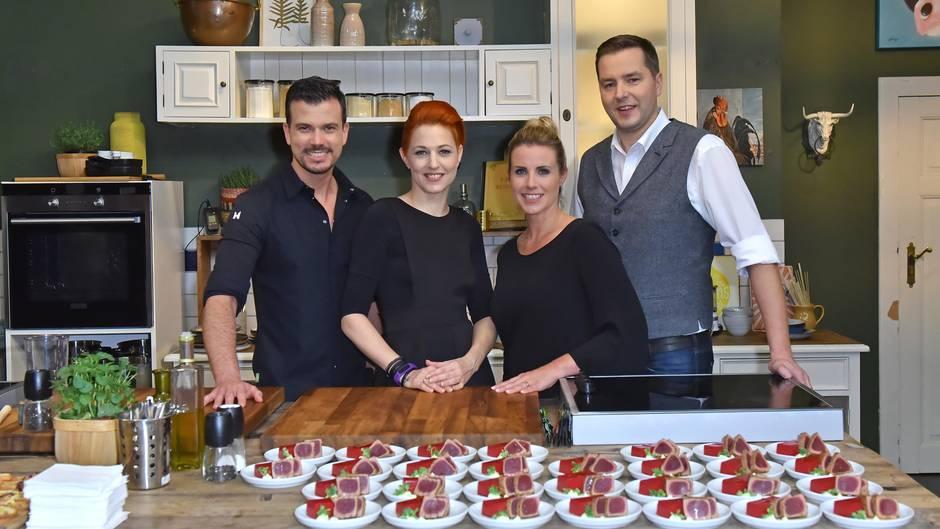 Essen Trinken Für Jeden Tag Neue Kochshow Auf Mälzers Spuren