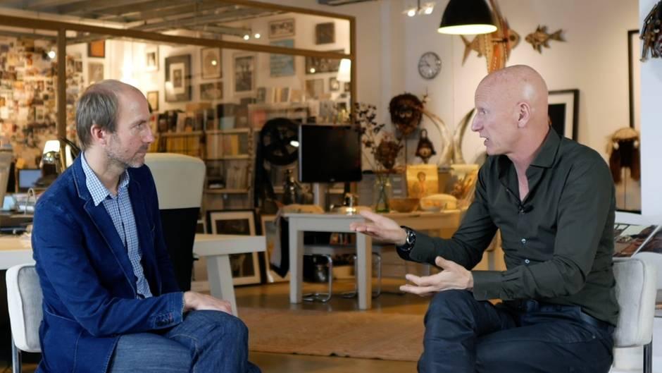 Interview mit stern-Reporter: Jimmy Nelson über das Geheimnis seiner intensiven Porträts