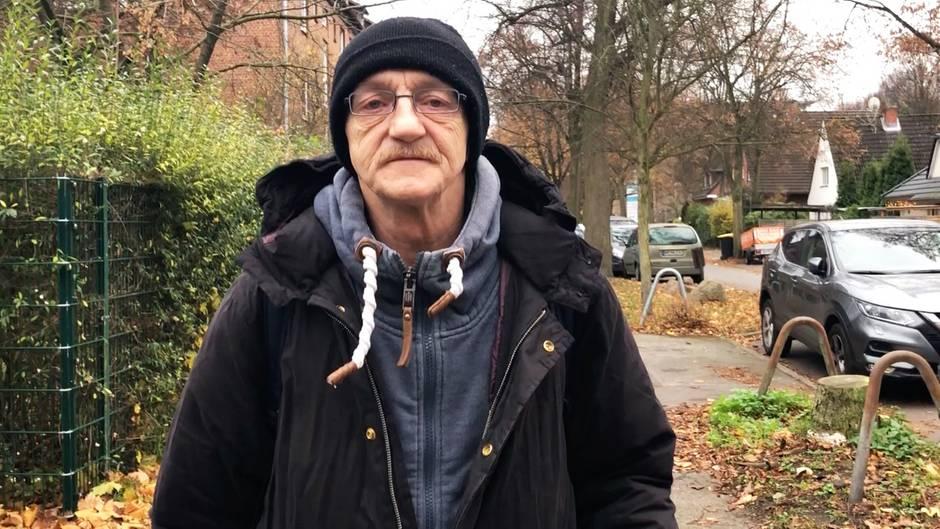 """Ehemaliger Obdachloser: Dieser Mann lebte sieben Jahre auf der Straße – dann kam sein """"schönster Moment"""""""