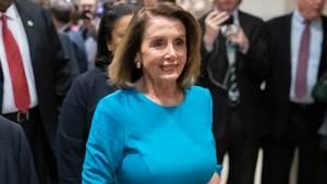 Nancy Pelosi von US-Demokraten zum Speaker des Repräsentantenhauses nominiert