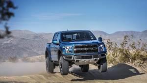 Der Pick-up Ford F 150 verkauft sich in den USA prächtig