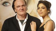 Quentin Tarantino und Daniella Pick