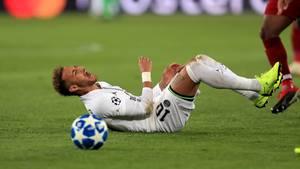 Jürgen Klopp kritisiert Neymar