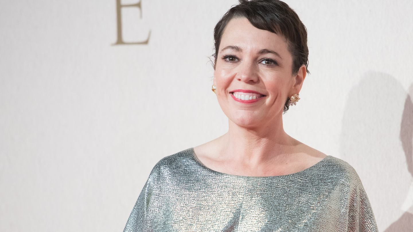 "Olivia Colman für ""The Crown"""