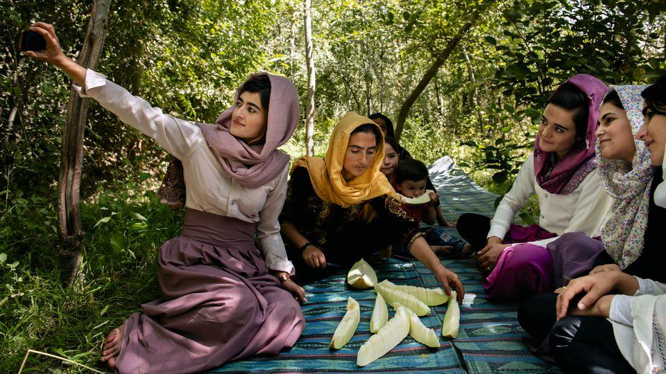 Afghanistan: Viele Frauen sind traumatisiert vom grausamen Alltag