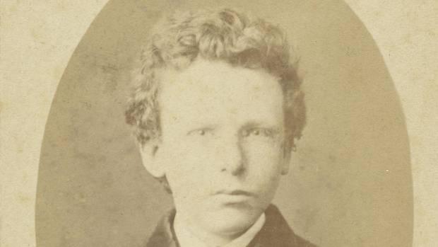 Van Gogh-Museum: Foto zeigt Bruder Theo und nicht Maler Vincent
