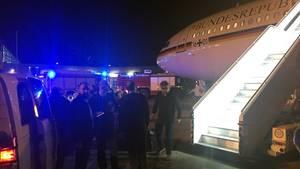 """G20-Reise: Angela Merkels Regierungsflieger """"Konrad Adenauer"""" muss umkehren – wegen Ausfall elektrischer Systeme"""