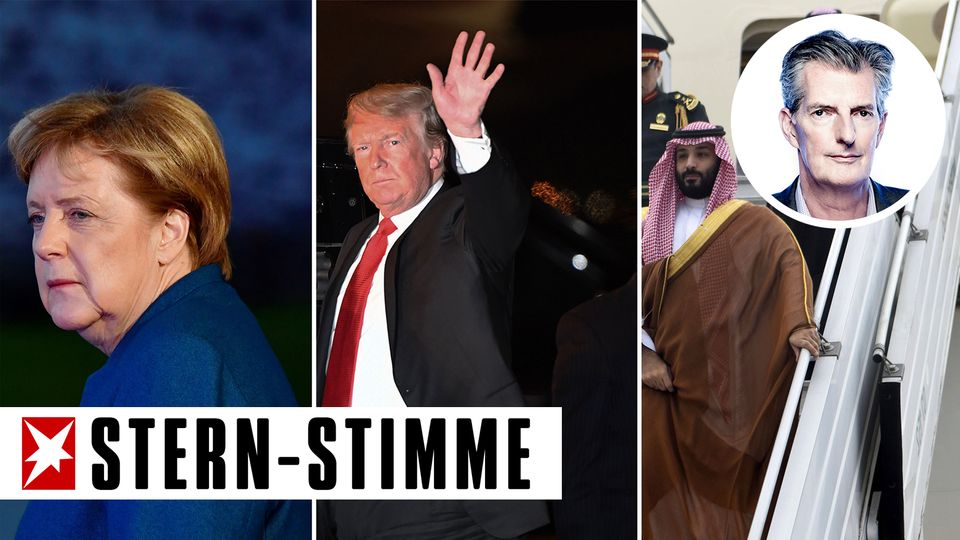 stern-Journalist Andreas Petzold über Trump, Merkel und Saudi-Arabien beim G20-Gipfel in Argentinien