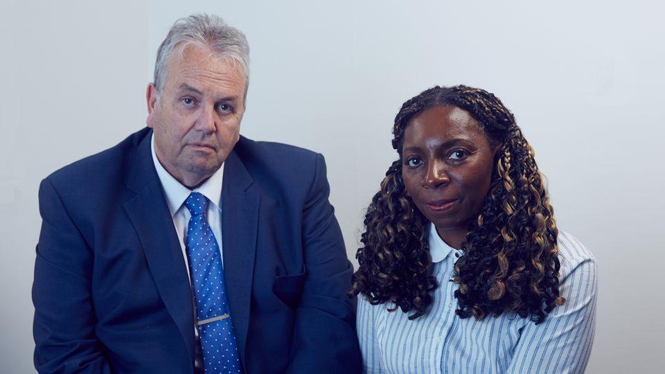 Gerard Stocks und Yvonne Hall haben schon viele Frauen befreit. Aber noch nie hatten sie einen Fall wie diesen.