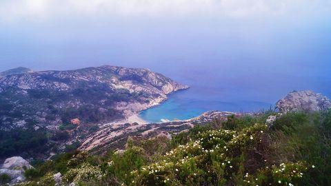 Mittelmeerinsel Montecristo