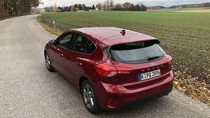 Ford Focus 1.0 Ecoboost - unaufdringliches Design