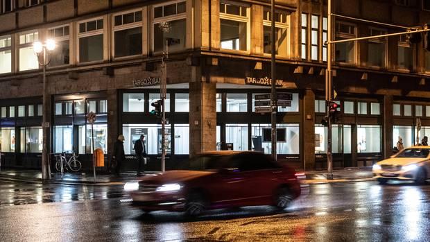 Nachrichten aus Deutschland: Die Targobankfiliale in Berlin