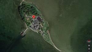 Die dänische Insel Lindholm ist sieben Hektar groß. In Zukunft soll sie abgelehnte Asylbewerber beherbergen.