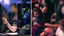 Brasilien: Verstörendes Sozialexperiment: Hightech-Kleid entlarvt Disco-Grapscher