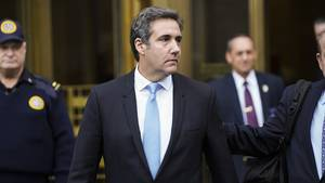 Donald Trump ist nach dem Eingeständnis seines früheren Anwalts Michael Cohen noch mehr unter Druck geraten