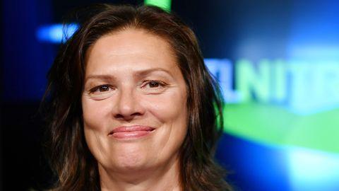 """Der breiten Öffentlichkeit war Stefanie Tücking durch ihre Moderation der Musik-Sendung """"Formel 1"""" bekannt"""