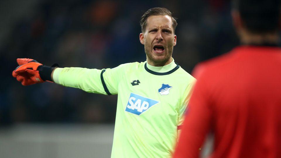 Hoffenheims Torhüter Oliver Baumann