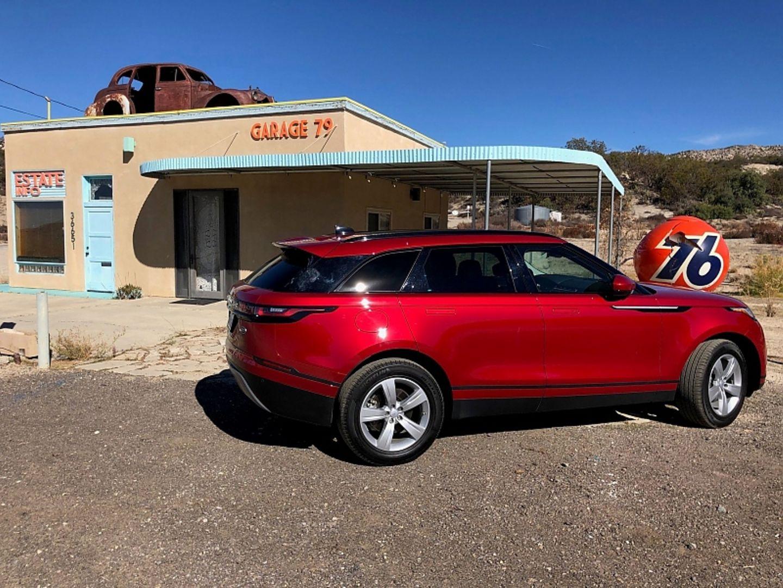 Der Range Rover Velar MJ 2019 ist ab 56.020 Euro zu haben