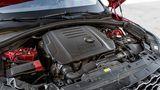 Der Vierzylinder-Diesel leistet 132 kW / 180 PS