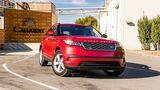 Der Range Rover Velar bietet genug Platz