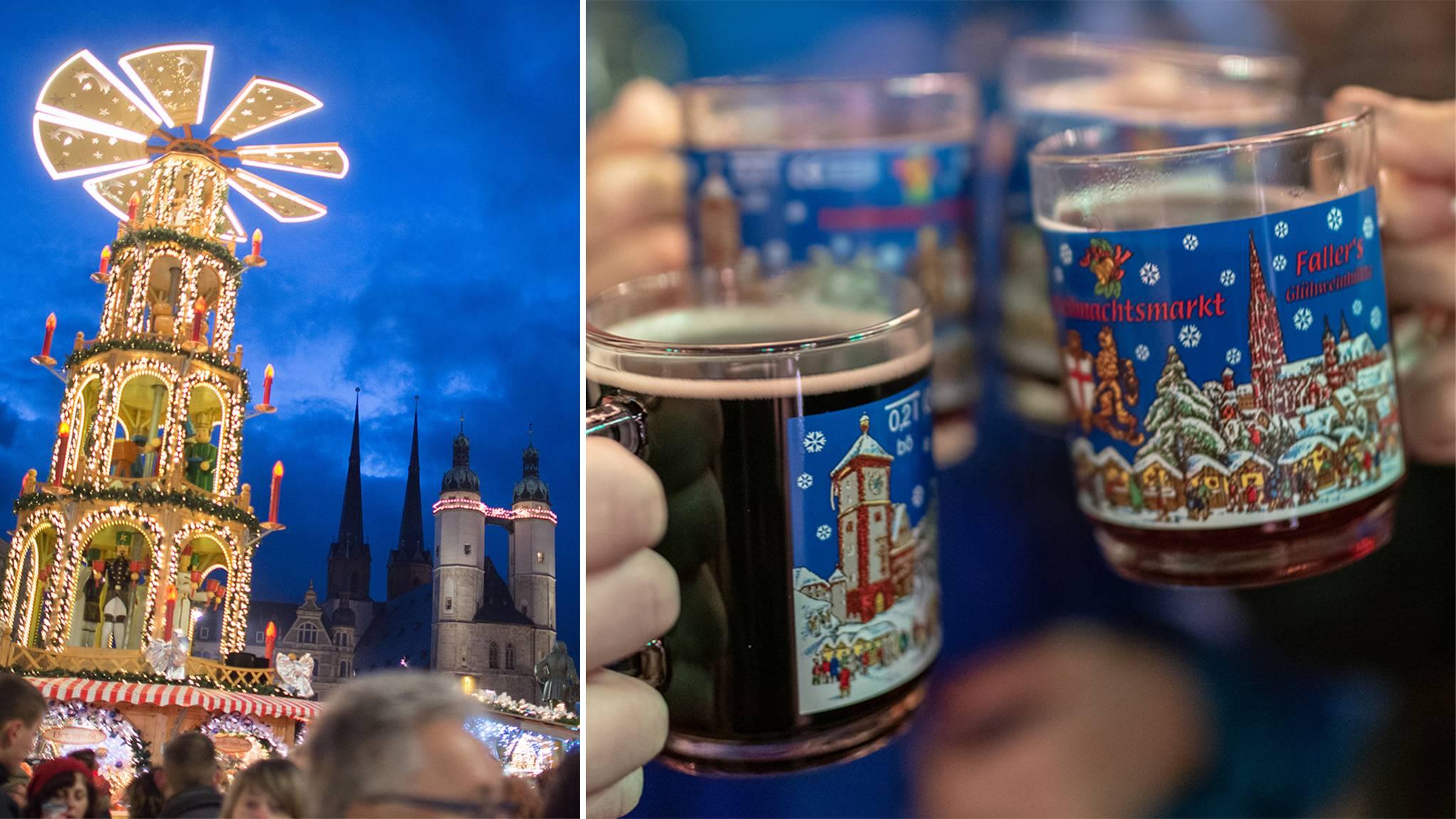 Was Kostet Glühwein Auf Dem Weihnachtsmarkt 2019.Glühwein Geschäft Jeder Becher Macht 1000 Prozent Gewinn Stern De