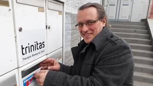 Aus Protest gegen die verbale Radikalisierung in der AfD verlässt das Bundesvorstandsmitglied Steffen Königer die Partei