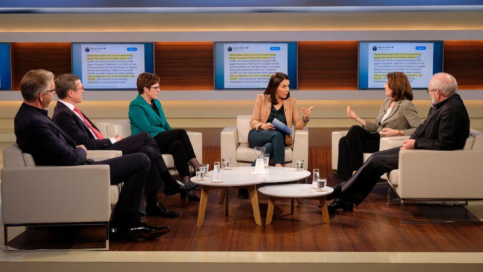 Anne Will - Ukraine-Konflikt - TV-Kritik