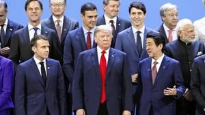 Pressestimmen G20-Gipfel Buenos Aires