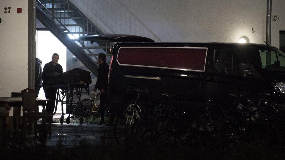 Getötete 17-Jährige in Sankt Augustin