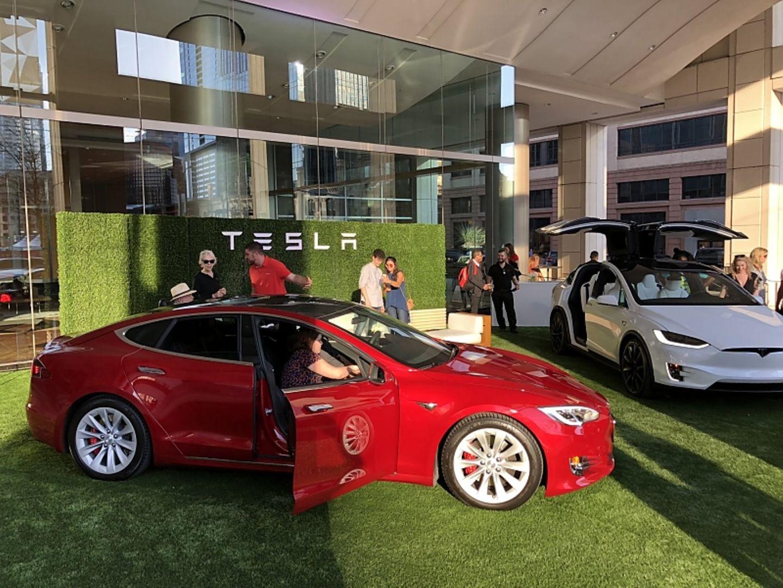Tesla auf der SXSW 2018