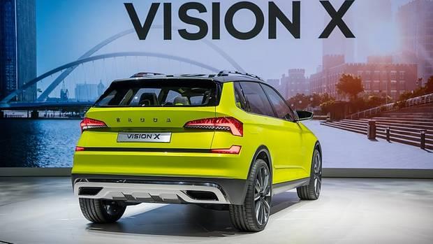 Skoda Vision X