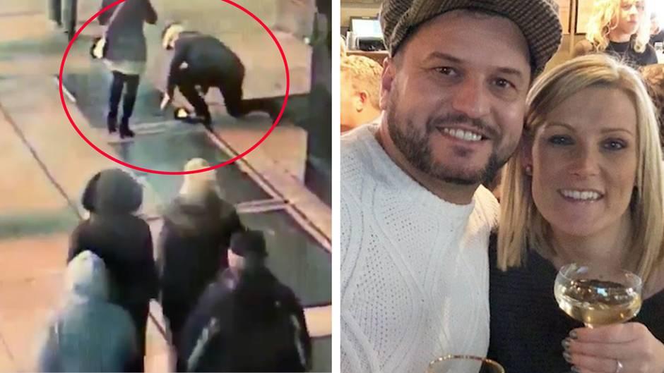 Missgeschick in New York: In den Schacht gefallen: Polizei findet Verlobungsring und sucht das Paar über Twitter
