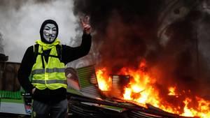 Heftige Proteste der Gelbwesten zeigen Wirkung