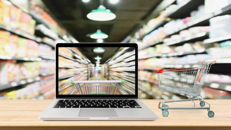 Zukunft der Supermärkte