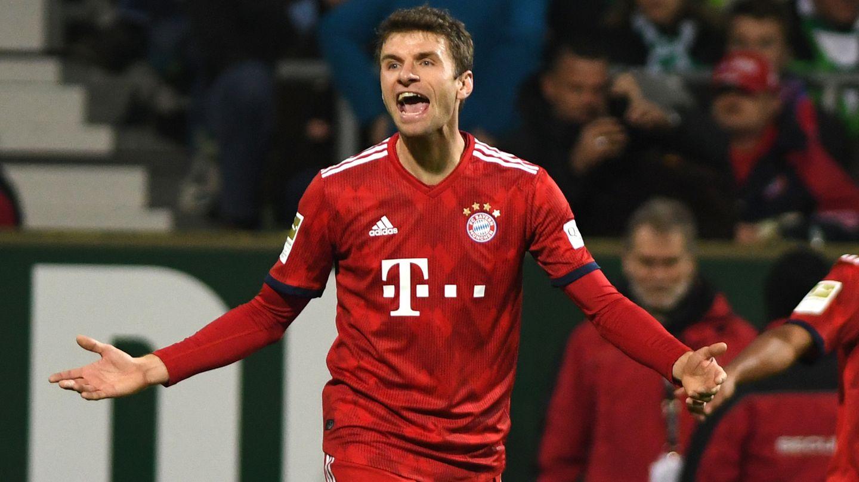 Thomas Müller profitiert vom Taktik-Wechsel beim FC Bayern München
