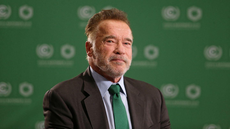 """Arnold Schwarzenegger bläst zum """"Umwelt-Kreuzzug"""" gegen Trumps Klimapolitik"""